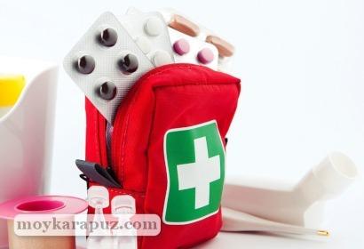 Детская аптечка: список препаратов, состав детской аптечки для новорожденного