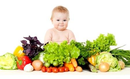 Чем из овощей заменить мясо и рыбу ребенку?