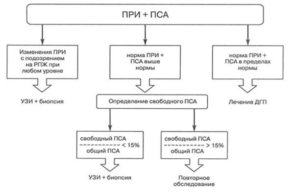 Анализ крови на ПСА: норма, расшифровка анализа крови на ПСА, общий ПСА в анализе крови