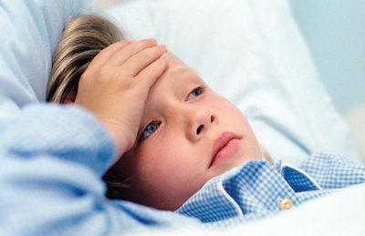Почему поднялась температура и болит голова при движении?
