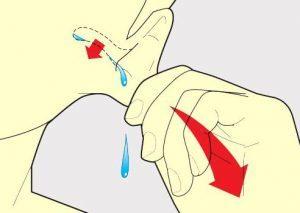 В ухо попала вода и заложило: что делать, как избавиться от воды в ухе