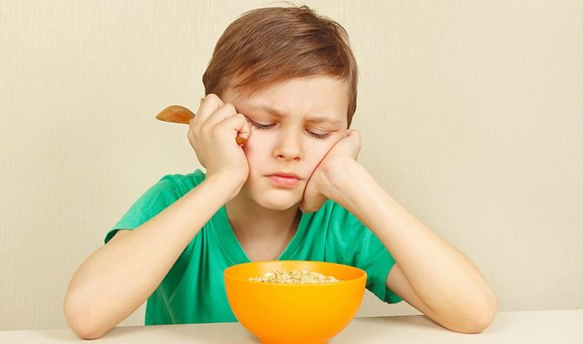 Потеря аппетита у детей как симптом: причины плохого аппетита, резкая потеря аппетита
