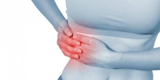 Боль в правом подреберье спереди, со спины - причины и диагностика