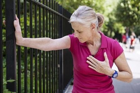 Может быть начавшая менопауза причиной постоянной тошноты?