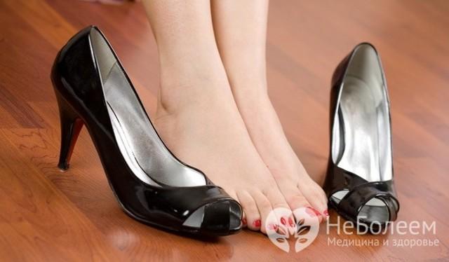 Увеличивается живот и уменьшается отек на ноге, о чем это говорит?