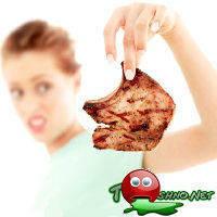 С чем связана постоянная тошнота после воздержания от мяса?