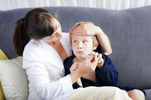 Как сбить температуру у 3-летнего ребенка?
