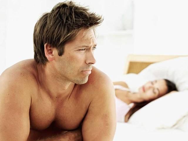 Причины снижения потенции у мужчин, проблемы с потенцией - что делать?