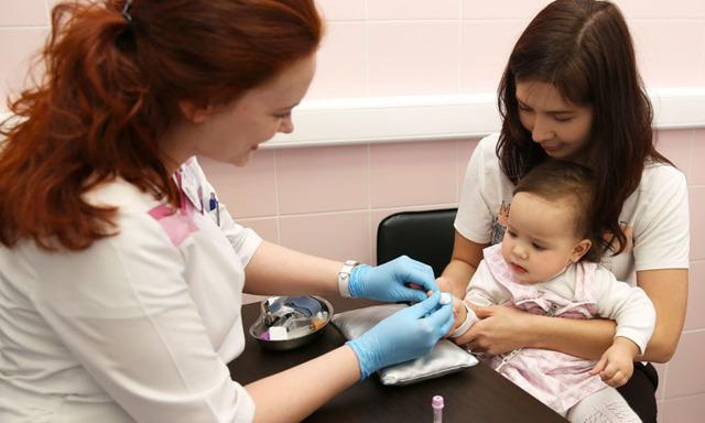 Как называется анализ на аллергию у детей