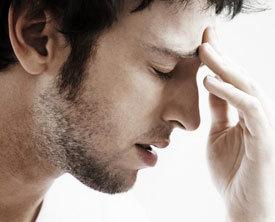 От чего возникает сильная головная боль в районе макушки?