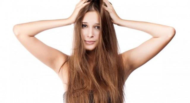 Увлажнение кожи головы и волос: что делать при сухой коже головы